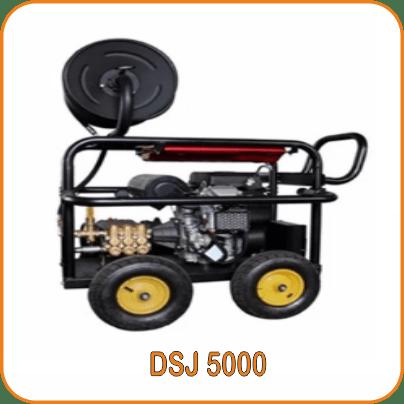 DSJ 5000 Drain Sewer Jetter Image