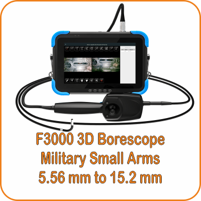 3D Small Arms Borescope Image