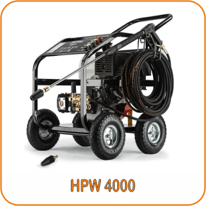 HPW 4000 High Powered Washer Image