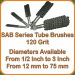 SAB Boiler Chiller Tube Brush Series