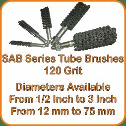 SAB Series 120 Grit (Tube Brush) Image